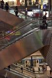 Estação principal Hauptbahnhof do trem de Berlim em Berlim, Alemanha Th Imagem de Stock