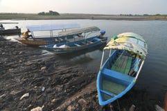 Estação seca em Indonésia imagem de stock royalty free
