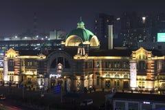 Estação Seoullo Coreia do Sul de Seoul Fotos de Stock Royalty Free
