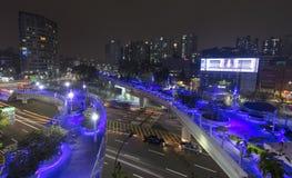 Estação Seoullo Seoul Coreia do Sul de Seoul Imagens de Stock