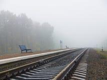 Estação silenciosa Imagens de Stock