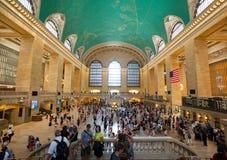 Estação terminal de Grand Central em Manhattan imagens de stock royalty free