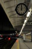 Estação vazia Foto de Stock