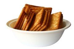 Bacia de biscoito Imagens de Stock