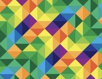 Esta é uma imagem de fundo da cor em um teste padrão da edredão a ser a usado Ilustração Royalty Free