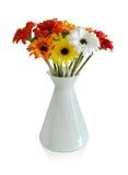 Florista em um vidro Imagens de Stock Royalty Free
