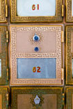 Caixa postal brandnew Imagens de Stock Royalty Free