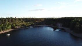 Esta clase de visión es muy usual aquí en el archipiélago de Finlandia almacen de video