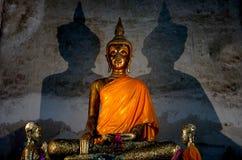 Esta imagem é sobre o baddah tailandês, Tailândia Fotos de Stock Royalty Free