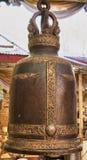 Esta imagem é sobre o sino, Banguecoque Tailândia fotos de stock royalty free