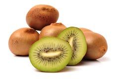 Esta imagem é um kiwifruit Imagens de Stock Royalty Free