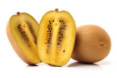 Esta imagem é um kiwifruit Imagem de Stock