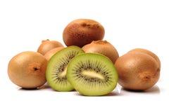 Esta imagem é um kiwifruit Fotografia de Stock