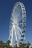Myrtle Beach Skywheel Foto de archivo libre de regalías