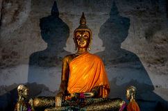 Esta imagen está sobre el baddah tailandés, Tailandia fotos de archivo libres de regalías