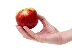 Esta manzana está para usted Fotos de archivo libres de regalías