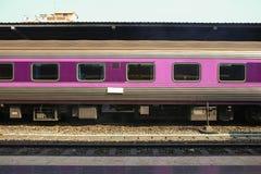 Esta??o de comboio de Hua Lamphong imagens de stock royalty free