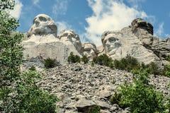 Esta terra é nossa terra 2 | O Monte Rushmore Foto de Stock Royalty Free