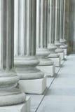 Estabilidad de la ley, de la orden y de la justicia Foto de archivo
