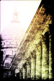 Estabilidad de la ley, de la orden y de la justicia Fotos de archivo