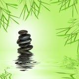 Estabilidade do zen Imagens de Stock Royalty Free