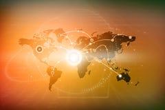 Establecimiento de una red global libre illustration