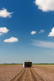 Establecimiento de vehículos Fotografía de archivo libre de regalías