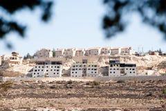 Establecimiento israelí Imagen de archivo libre de regalías