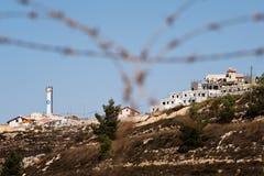 Establecimiento israelí Fotos de archivo