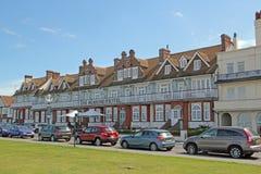Kent Establishment. This photo shows a Kent establishment on the sea front in Kent Royalty Free Stock Photos