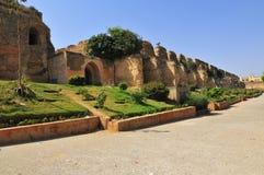 Establos antiguos de Meknes fotografía de archivo libre de regalías