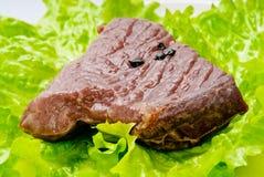 Estaca da carne Fotografia de Stock