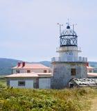 Estaca de Bares lighthouse Royalty Free Stock Images