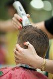 Estaca do cabelo Imagens de Stock