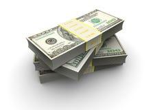 Estaca dos dólares Fotografia de Stock Royalty Free