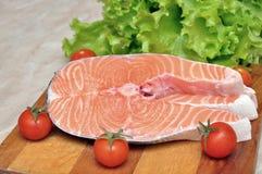 Estaca dos peixes Fotografia de Stock Royalty Free