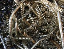 Estacas do metal Fotos de Stock Royalty Free