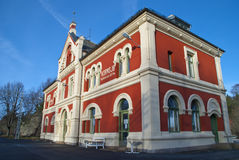 Estación 2 de Kornsjø Foto de archivo libre de regalías