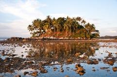 Estación 2011 de la isla Foto de archivo libre de regalías
