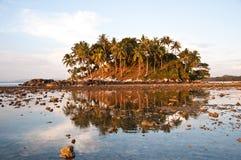 Estación 2011 de la isla Fotografía de archivo