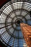 Estación central en Melbourne Foto de archivo libre de regalías