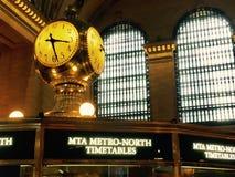 Estación central magnífica fotos de archivo