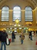 Estación central magnífica Fotografía de archivo