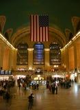 Estación central magnífica de Nueva York Foto de archivo libre de regalías