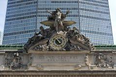 Estación central magnífica, Nueva York Imagen de archivo libre de regalías