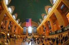 Estación central magnífica, Nueva York Foto de archivo libre de regalías