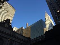 Estación central magnífica NYC Foto de archivo