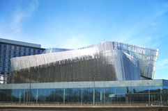 Estación central, Suecia fotos de archivo libres de regalías