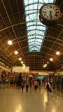 Estación central - Sydney Australia foto de archivo