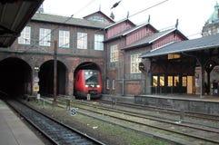 Estación de Østerport Fotografía de archivo